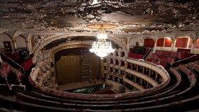 Velkolepá proměna Státní opery: Takhle opravy vrcholí! Začala montáž 1016 křesel