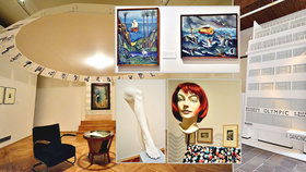 VIDEO: Největší výstava o Devětsilu po 33 letech. Galerie hl. města Prahy představuje avantgardu 20. let