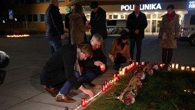 Masakr v čekárně: Rámy u nemocnic? Nereálné, odmítá ministr. Lékař je pro neprůstřelné sklo