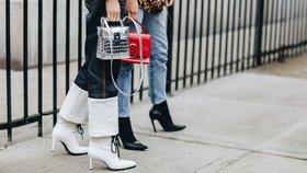 Sázka na jistotu: Boty a džíny, které se k sobě budou vždy skvěle hodit!