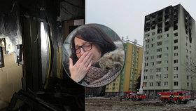 Ingrid z Prešova přišla při výbuchu o matku (†70) a veškerý majetek: Hypotéku splácí dál!