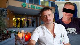 Držel jsem jeho srdce v rukou: Chirurg Mitták se snažil zachránit postřeleného Petra (†49)