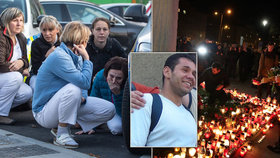ONLINE: Masakr v ostravské nemocnici: Střelba má 7. oběť, zemřela těžce zraněná žena