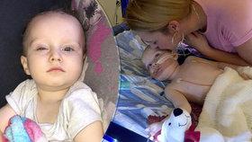 Rodiče odmítli chemoterapii pro synka s nádorem: Místo toho mu dávají konopné kapky