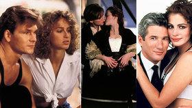 Zamilované Vánoce s Pretty Woman i Hříšným tancem! Kdy letos uvidíme nejromantičtější filmy?