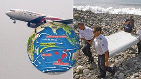 """Záhada letu MH370 se nikdy nevyřeší, míní experti. Ztratili jej v 18minutovém """"oknu"""""""