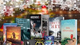 S těmihle dárky letos zabodujete! Tipy na knižní, filmové i hudební hity