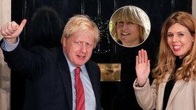 """Premiér tají milenku před rodinou? """"Nikdy jsem se s ní nesetkala,"""" říká Johnsonova sestra"""