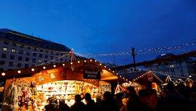 Policie zabránila útoku na vánoční trhy. Přívrženec ISIS ho plánoval z vězení
