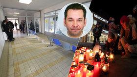 Černý den bezpečnostních složek: Vrah Vitásek (†42) zastřelil i manželku poručíka Celní správy