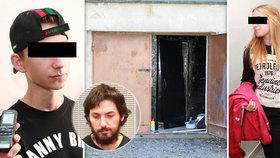 Daniela a Janu věznil 10 dní v garáži: S únoscem bych se rád setkal, šokoval mladík
