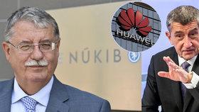 Odvolaný šéf NÚKIB se pustil do Babiše. Premiér prý věděl o hrozbách Huawei předem, tvrdil ale opak