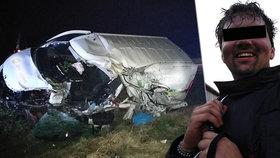 Ohromný chlap, usměvavý sportovec: Při střetu dodávky snáklaďákem zahynul mladý hasič Honza (†24)