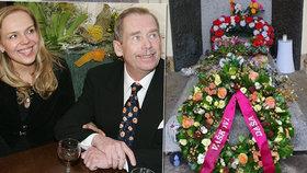 Dagmar Havlová 8 let po smrti manžela Václava (†75): Stačila dvě slova!