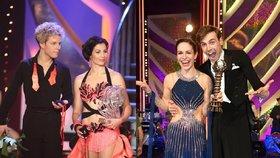StarDance od roku 2006: Skvostné šaty všech vítězů