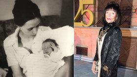 Tajemství módní guru Františky Čížkové (†67): 39 let nesměla vidět syna!