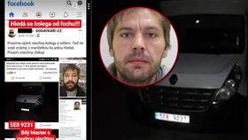 Táta dvou dětí Tomáš zmizel beze stopy ve Francii: Našli po něm opuštěnou dodávku!
