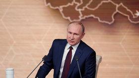 Putin odsoudil evropské lídry za Mnichov 1938: Československo nechali Hitlerovi