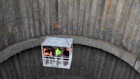 Ražba průzkumné štoly pro metro D začne v lednu. Stavbu nově chrání svatá Barbora