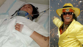 Nevlastní dcera Dana Nekonečného (†52) po nehodě: První slova z nemocnice!