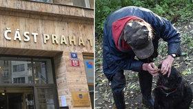 """Na úřadě Prahy 1 pracují bezdomovci: """"Máme strach,"""" stěžují si zaměstnanci. """"Načasovaná kampaň,"""" kontruje vedení"""