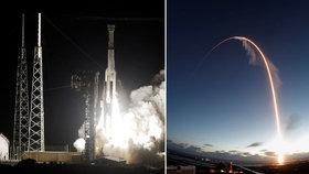 Zkušební let rakety Boeingu skončil zklamáním. K ISS nedorazí, předčasně se vrací