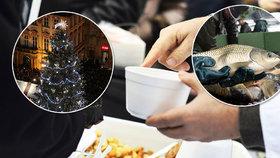 Známe tajemství rybí polévky ze Staroměstského náměstí: Co do ní kuchaři dávají?