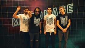 Skupina Mandrage ohlásila konec kvůli zpěvákovi! Jsou v tom drogy?