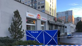 Tragické Vánoce: V Řepích poblíž autobusové zastávky vyhasl život bezdomovce (50)