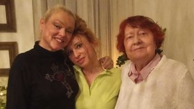 Silvestr abstinující Dominiky Gottové: Do večera v baru, pak šampaňské s kamarády!