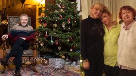 První Vánoce Dominiky Gottové po návratu domů: S maminkou si daly peníze!