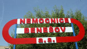 Benešovskou nemocnici napadl ruský virus Ryuk, kraj jí pomůže 30 miliony