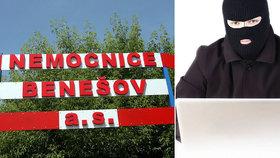 """Na benešovskou nemocnici i OKD mohla útočit počítačová """"zombie"""". Ohrožuje i banky"""