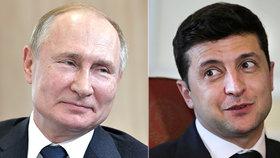 Ukrajina si vymění zajatce se separatisty. Moskva souhlasí, půjde o desítky lidí