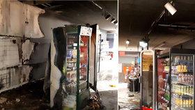 V Mladé Boleslavi hořelo v nákupní zóně: Škody  jdou do milionů!
