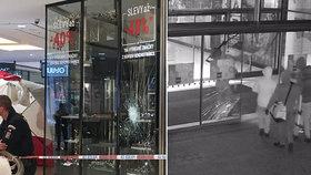 VIDEO: Takhle vykradli klenotnictví na Pankráci! 20 mega sbalili za 2,5 minuty, policie hledá svědky