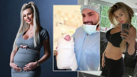 Vémolova Lela sotva týden po porodu: Ukázala dokonalé tělo! Jak to jen dělá?
