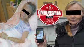 Paní Vlasta (54) bojuje se sociálkou: Vlastní mámu jí nedají domů! Ombudsman Blesku řekl proč!