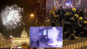 Na silvestra žádné rachejtle u vody ani u zoo! Nová vyhláška, kde všude Praha zakázala pyrotechniku?