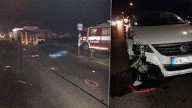 Smutný konec roku: Řidič (21) srazil a zabil dva chodce!