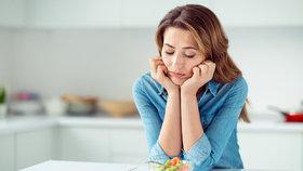 Začali jste s dietou a pořád umíráte hlady? Víme, co děláte špatně!