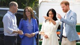William a Kate chtějí smír? Novoroční vzkaz pro Harryho a Meghan!