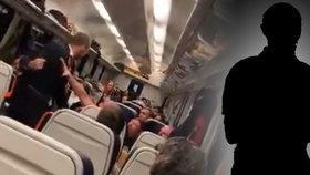 Brutální útok ve vlaku Českých drah: Cestující popsal, co konflikt způsobilo!