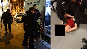 Agresivní žena znechutila hosty v ústeckém Rock Café: Zkoušela ochutnat lidskou krev?!