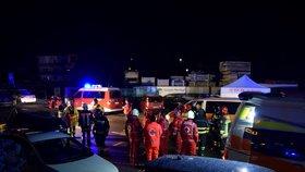 Namol opilý šofér vletěl do skupiny turistů: Šest mrtvých v lyžařském ráji na severu Itálie