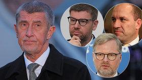 """""""Nenasytný miliardář,"""" peskuje Babiše opozice. Za Agrofert budou Češi platit, tvrdí"""
