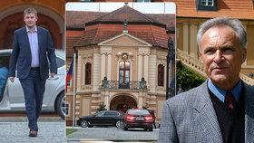 Průvan na zámku, kde pařili ministři: Ředitel dostal padáka, rozhodl Petříčkův resort