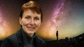 """""""Mimozemšťané existují,"""" tvrdí astronautka. A prozradila, jak mohou vypadat"""