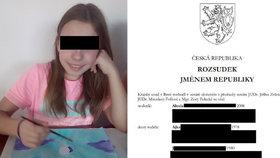 Je to poprava! říká o rozsudku máma Alexie (11): Dívka musí hned na převýchovu, aby se naučila milovat otce