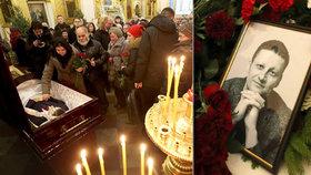 Onkolog zemřel na rakovinu: Na pohřbu ho ukázali v otevřené rakvi